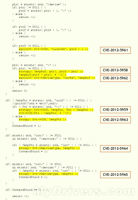 UPnP爆漏洞[转帖]