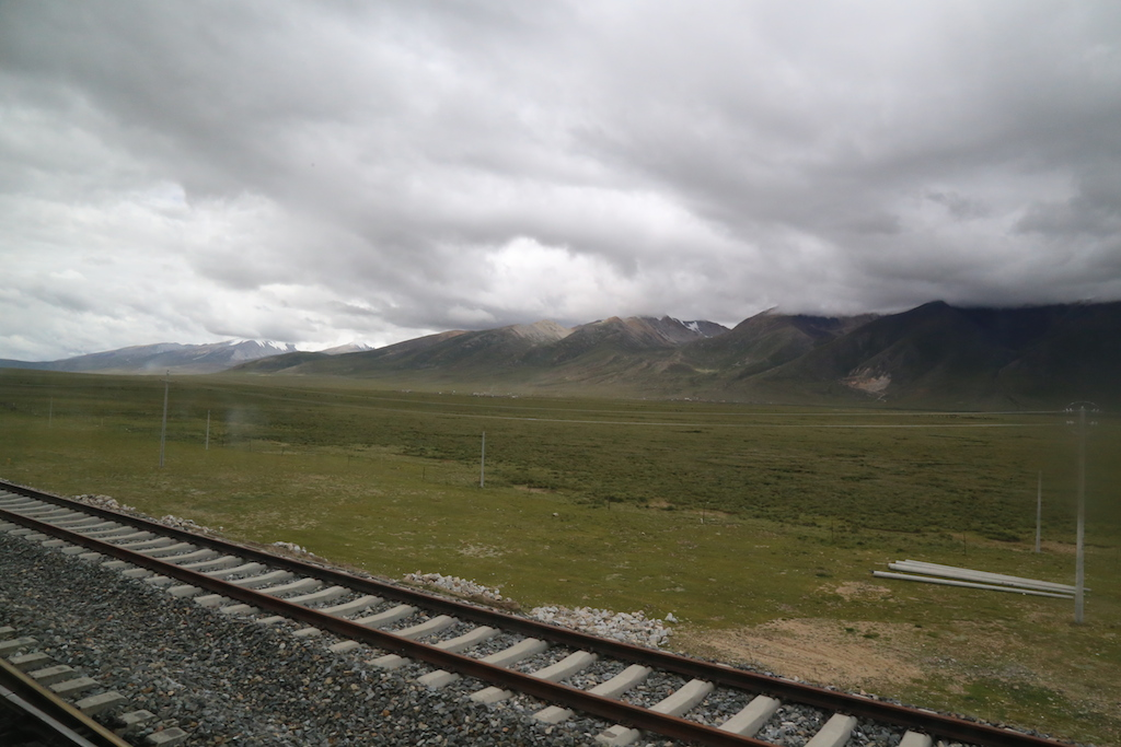 在路上(一、火车上的旅行)