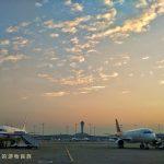 △2017年8月,四川成都。赶早班飞机,也有不一样的景色。目的地山东青岛。
